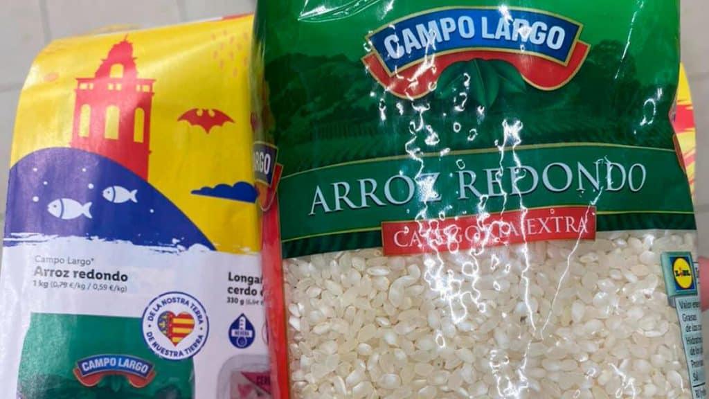 arroz lidl valencia