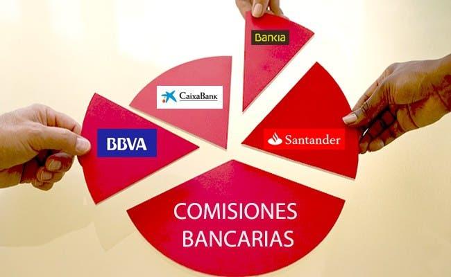 comisiones de bancos