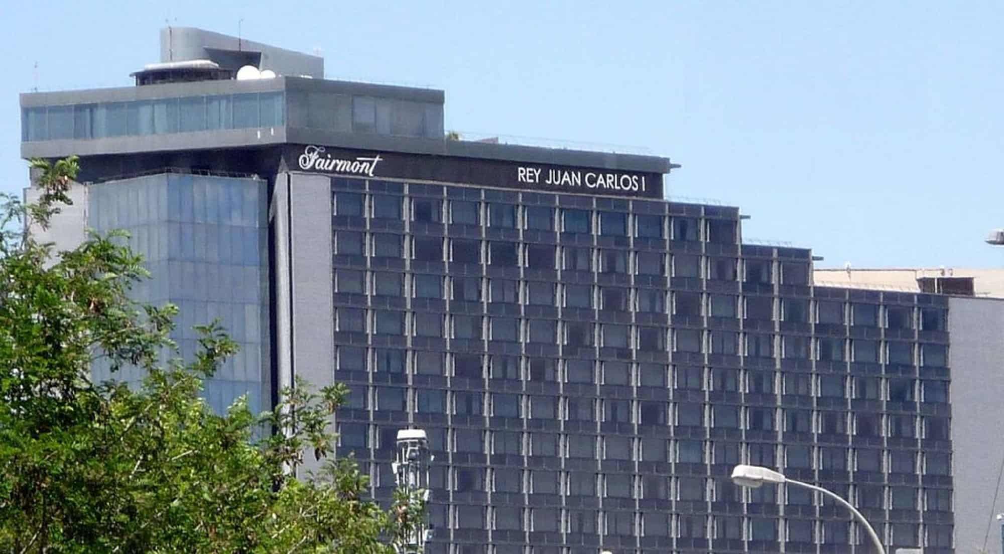 Hotel Juan Carlos I