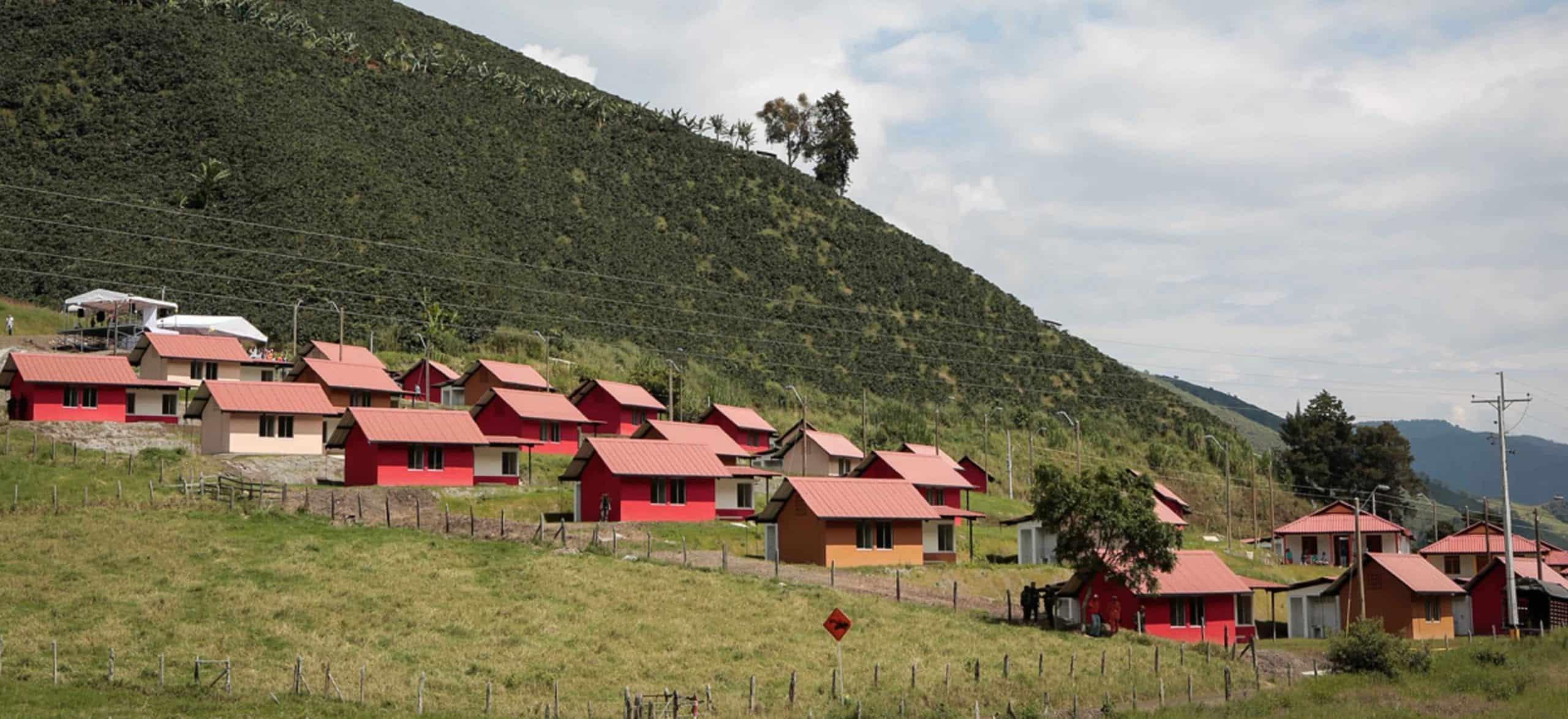Casas en áreas rurales en España