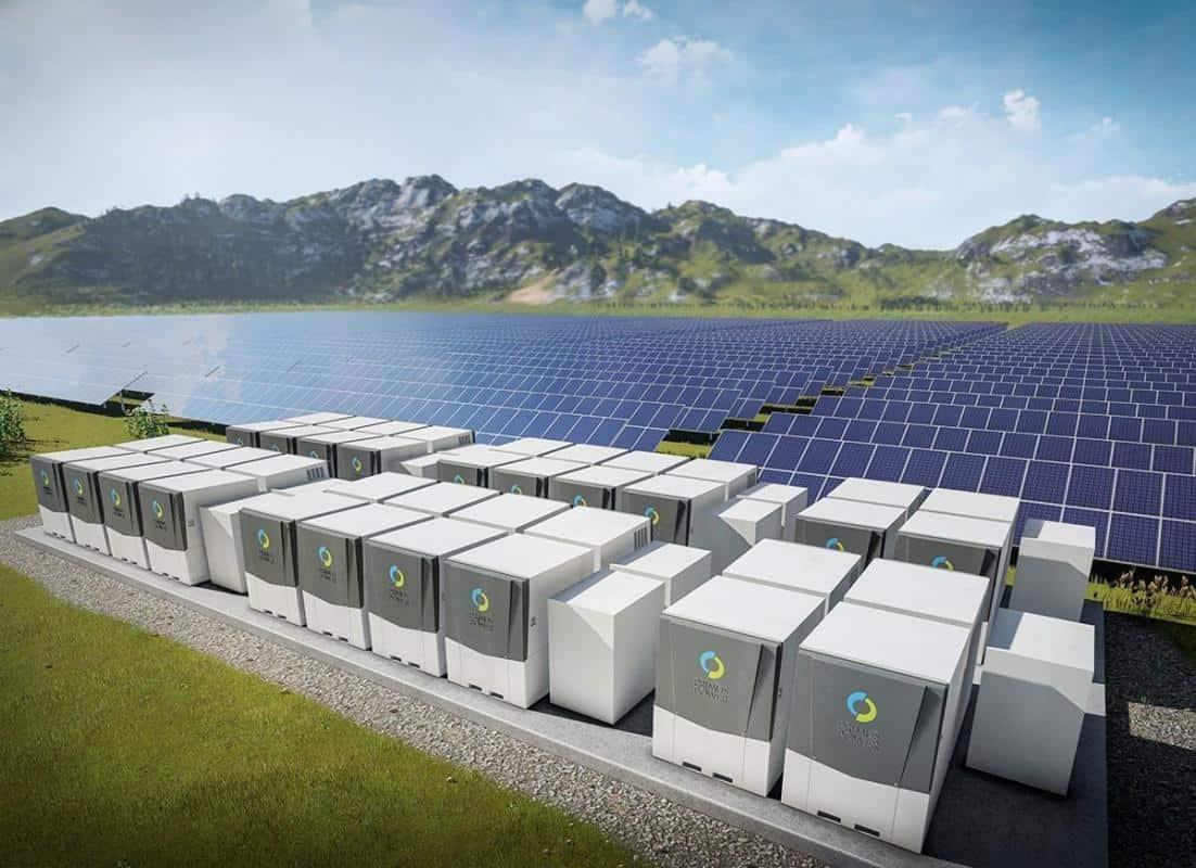 pantallas solares de Everwood Capital
