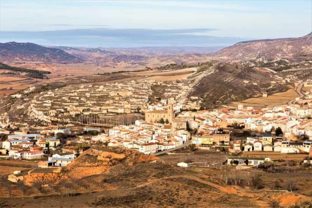 España vaciada vivienda