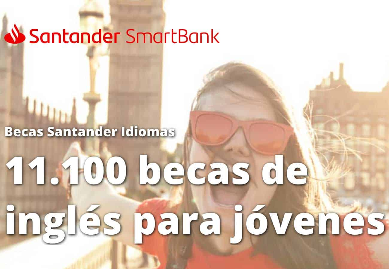 becas banco santander