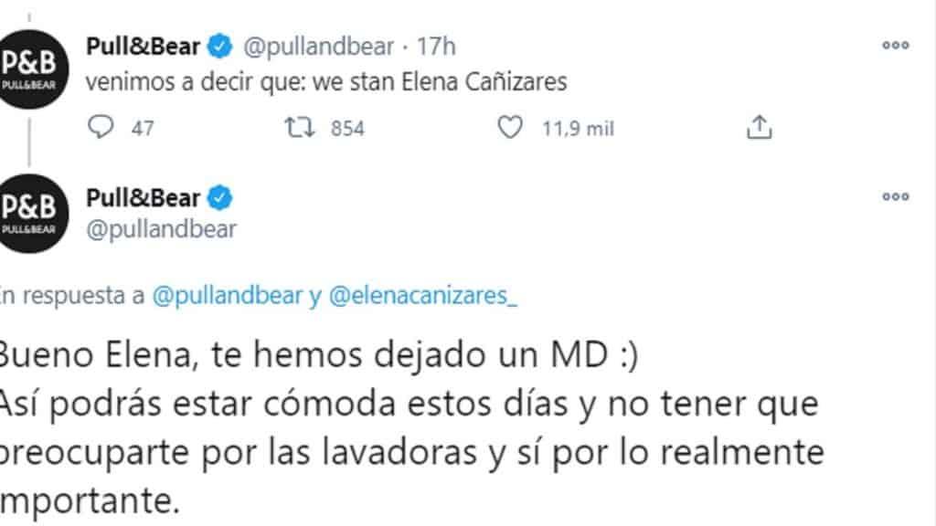 Inditex Elena Cañizares