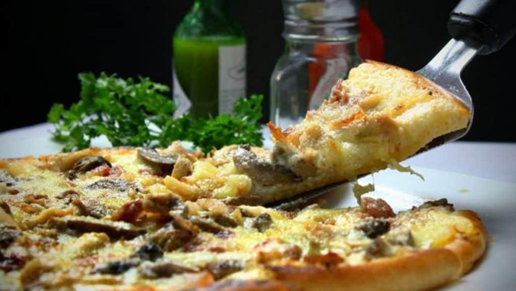 pizza Hacendado