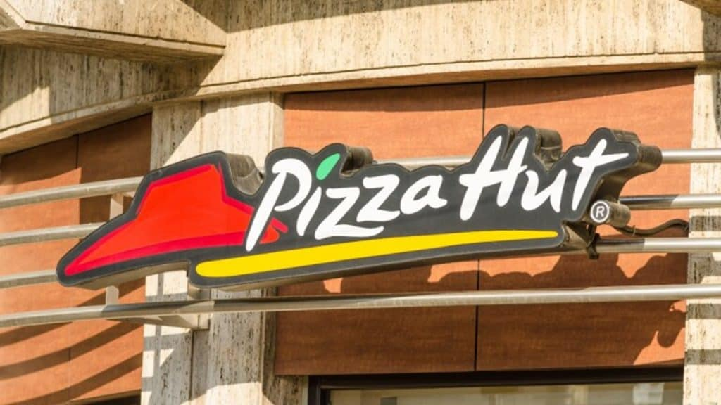 Bitcoin Pizza Hut