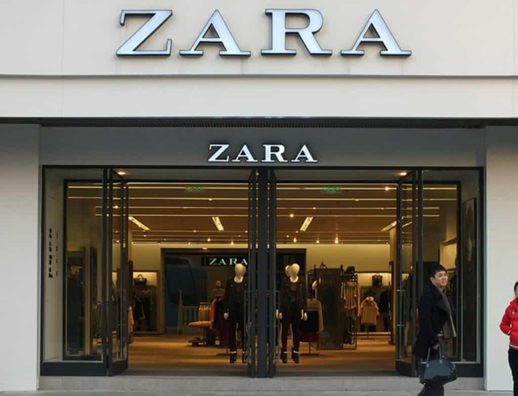 Zara Black Friday