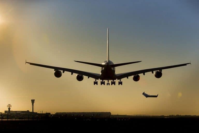 actividad aérea