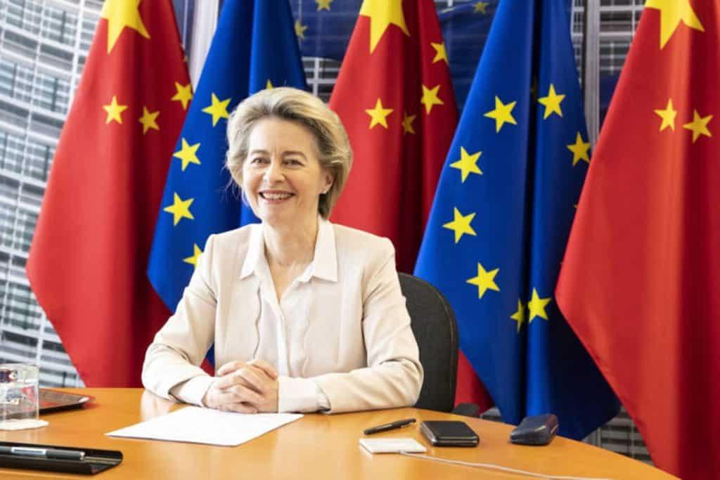 UE China
