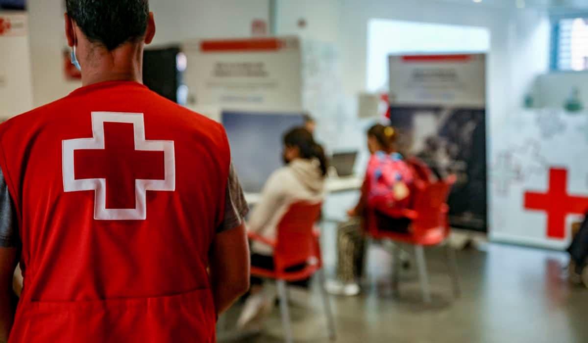 Cruz Roja Banco Santander