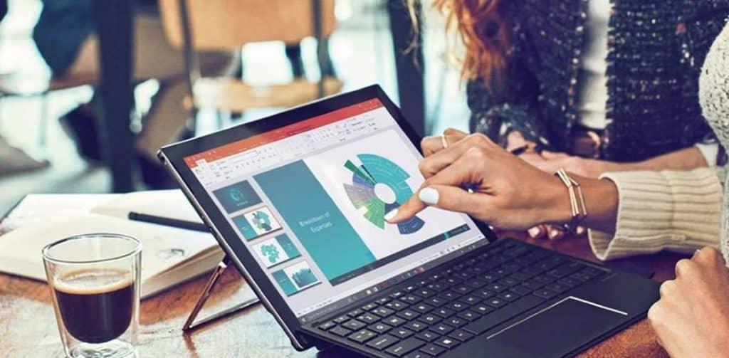 Tecnología Microsoft