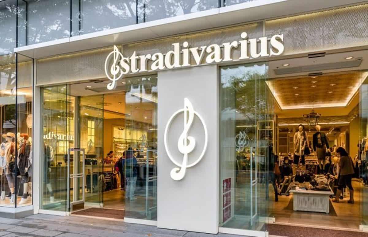 Stradivarius TikTok
