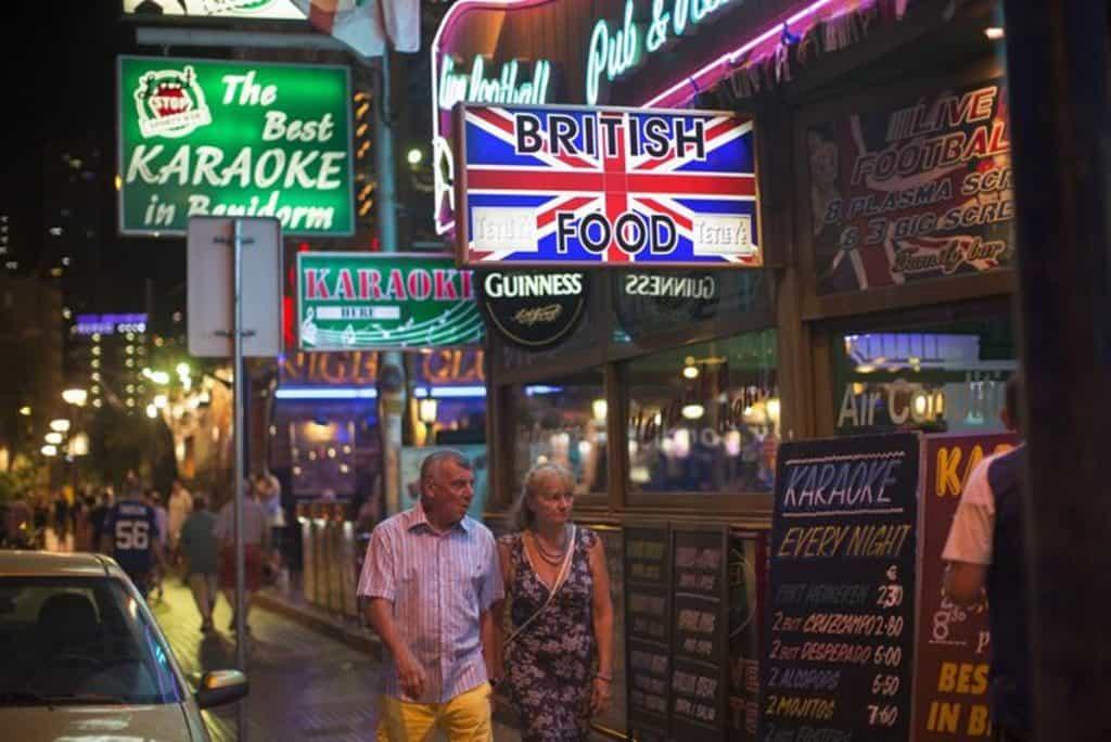 Turismo Brexit
