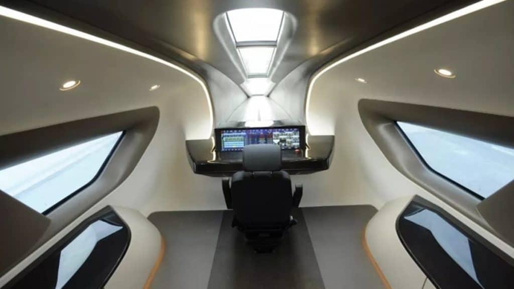 Maglev tren bala