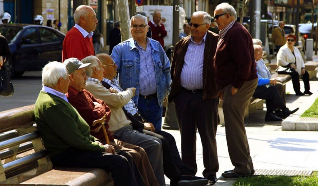 envejecimiento precio de vivienda
