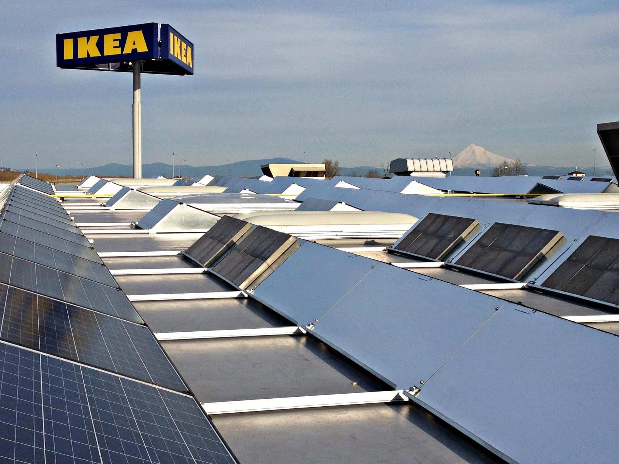 ikea paneles solares