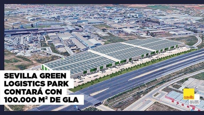 parque logistico sostenible sevilla