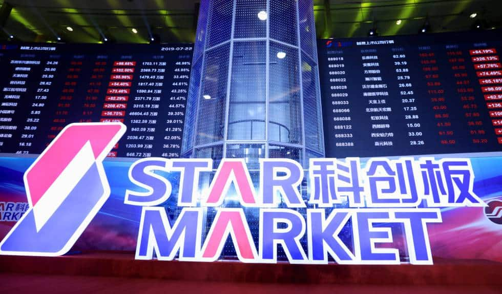 star indice tecnologico china