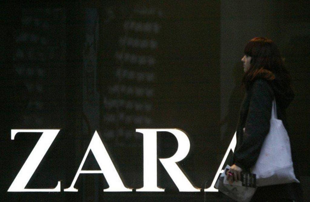 Zara trabajadores reubicados