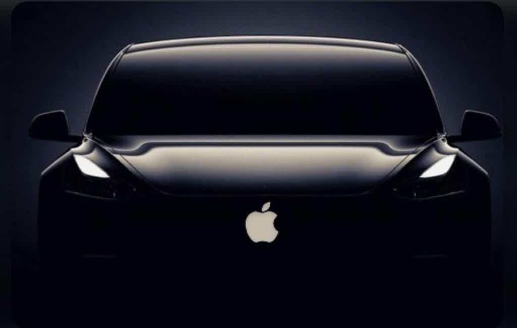 Apple coche autónomo