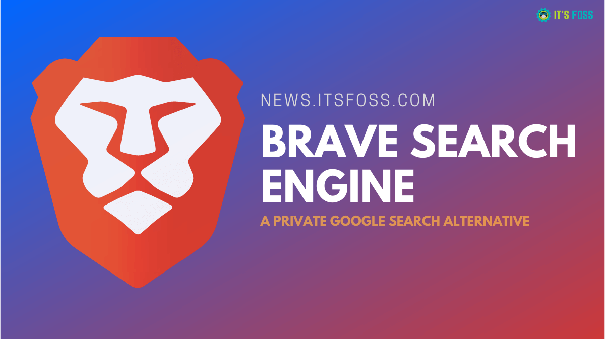 brave search engine