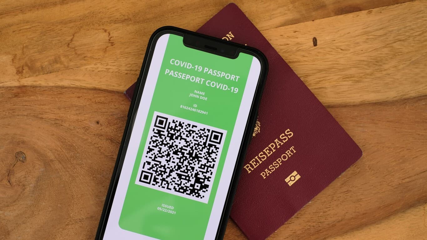 pasaporte verde digital